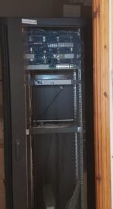 Armadio rack